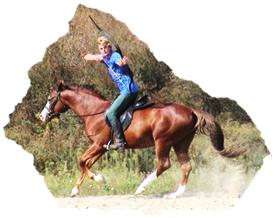 Géza lovas